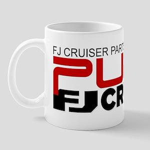 PFJC Logo Mug