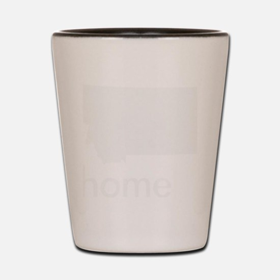 Home Shot Glass