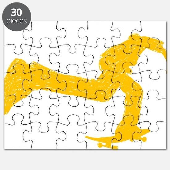 Keep on pushing Puzzle