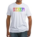 Skeef! Fitted T-Shirt