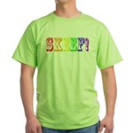 Skeef! Green T-Shirt