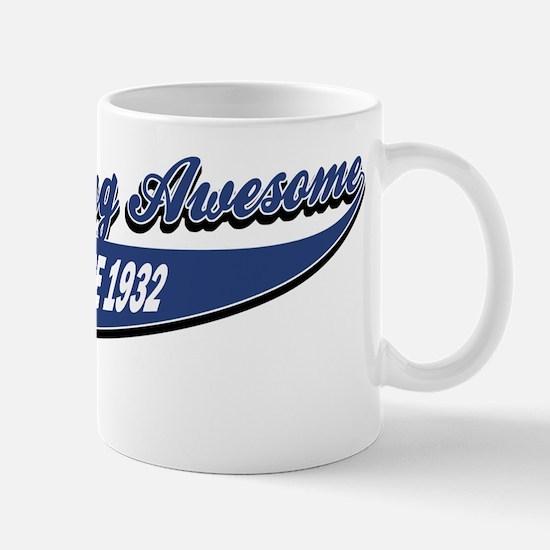 81 year old birthday designs Mug