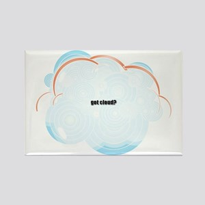 Got Cloud? Rectangle Magnet