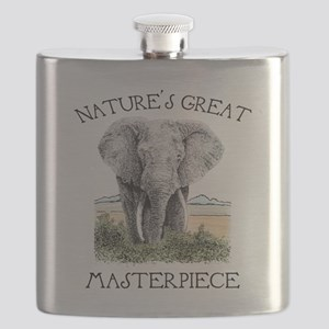 Masterpiece Flask