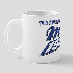 1985 awe 1 Mug