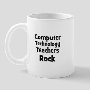 Computer Technology Teachers  Mug