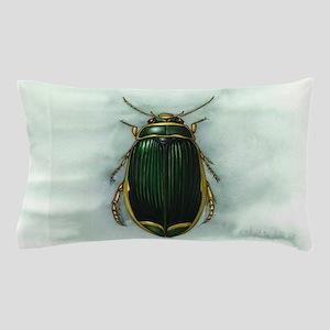 Great diving beetle, artwork Pillow Case