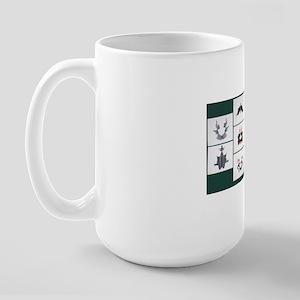 Rorschach Inkblot Test Large Mug