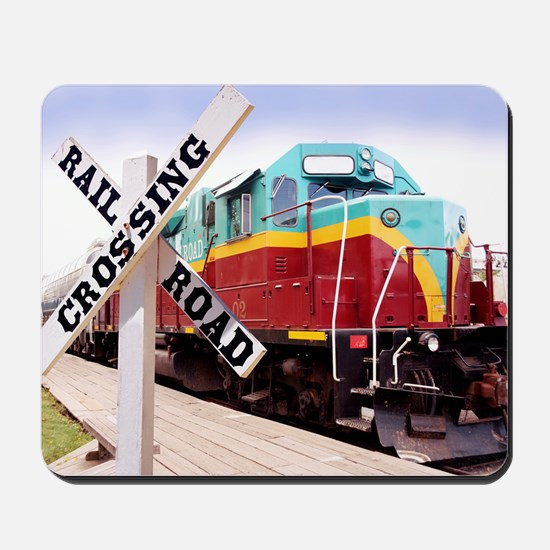 Mount Hood Railroad Mousepad