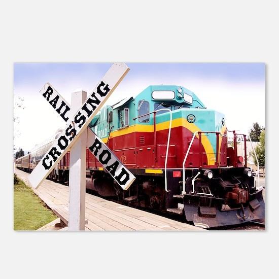 Mount Hood Railroad Postcards (Package of 8)
