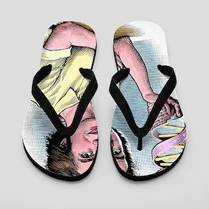 Rosalind Franklin, British chemist Flip Flops