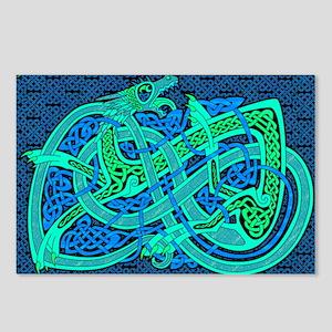 Celtic Best Seller Postcards (Package of 8)