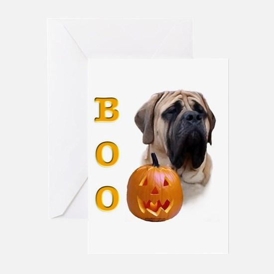 Mastiff Boo2 Greeting Cards (Pk of 10)