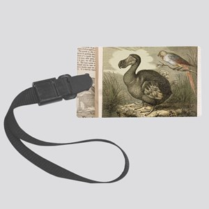 1833 Fat Dodo from the Penny Mag Large Luggage Tag