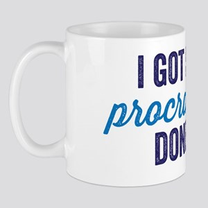 Procrastinating Mug