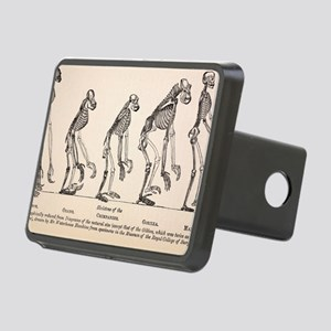 1863 Huxley from Ape to Ma Rectangular Hitch Cover