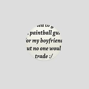 BST boyfriend Mini Button