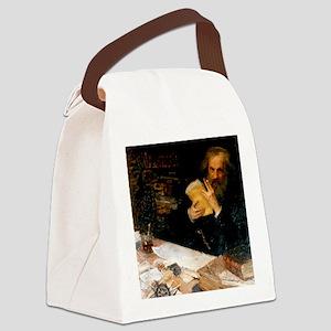 Dmitri Mendeleev, Russian chemist Canvas Lunch Bag