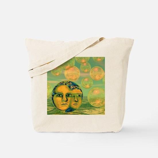 Consciousness Twin Duvet-Stadium Blanket- Tote Bag