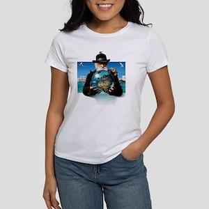 Charles Darwin, British naturalist Women's T-Shirt