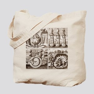 Emblems from Mylius' Philosophia reformat Tote Bag