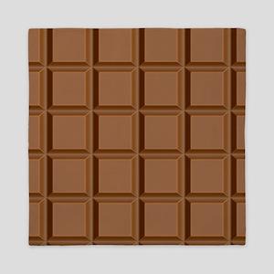 chocolate bar Queen Duvet