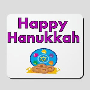 Happy Hanukah Mousepad