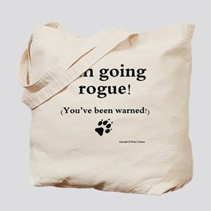 Im going rogue2 Tote Bag