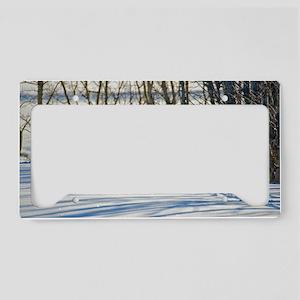 Moose License Plate Holder