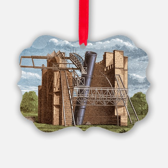 Lord Rosse's Great Telescope Ornament