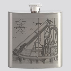 Perpetual motion machine of von Kranach Flask