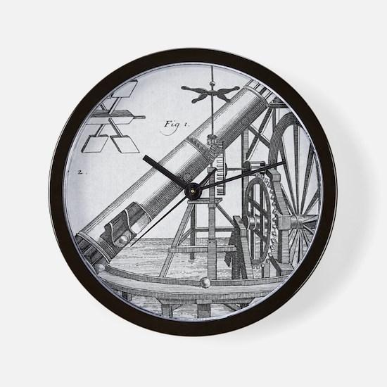 Perpetual motion machine of von Kranach Wall Clock