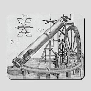 Perpetual motion machine of von Kranach Mousepad