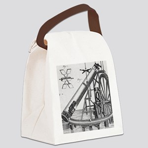 Perpetual motion machine of von K Canvas Lunch Bag