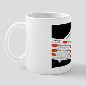 Slide Chart Calculators Mug