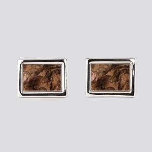Stone-age cave paintings, Chauvet, Franc Cufflinks