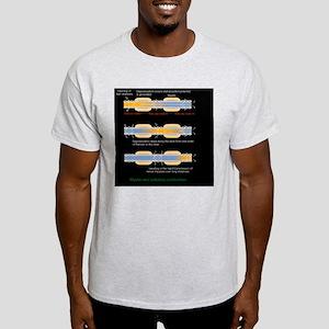 Saltatory conduction of nerve impuls Light T-Shirt