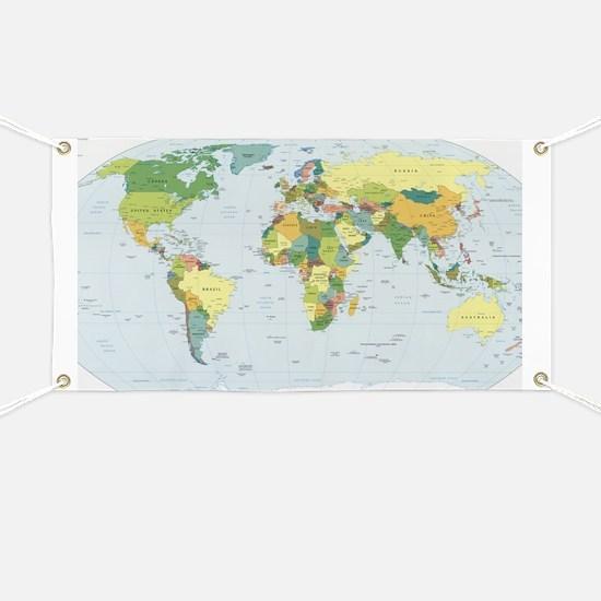 World Atlas Banner