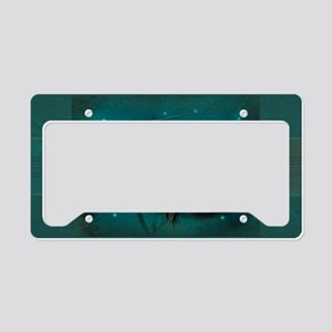 Planets, space, kids : a stor License Plate Holder