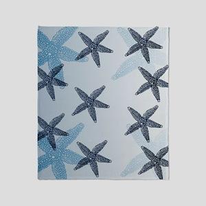 Starfish Throw Blanket
