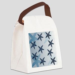 Starfish Canvas Lunch Bag
