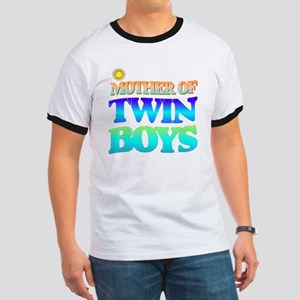 Twin boys mother Ringer T