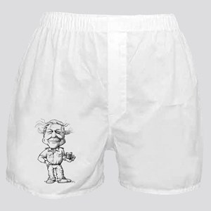 David Attenborough, British naturalis Boxer Shorts