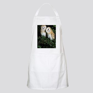 Barn owls Apron