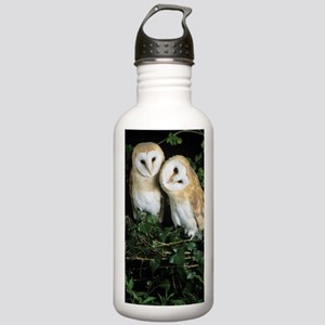 Barn owls Stainless Water Bottle 1.0L