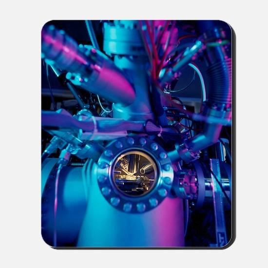 Mass spectrometer Mousepad
