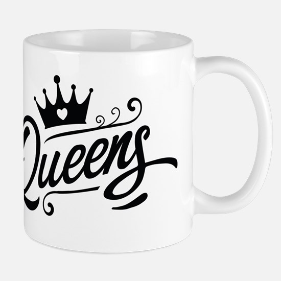 Queens Mugs