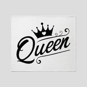 Queen Throw Blanket
