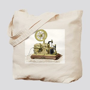 Telegraph receiver Tote Bag