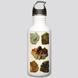 Heavy metal minerals Stainless Water Bottle 1.0L